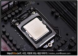 스카이레이크 i5-6600K 오버클럭 메인보드 ASUS MAXIMUS VIII GENE 리뷰 #1