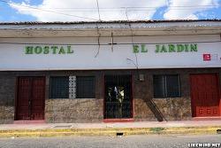 [니카라과] 레온 숙소, 호스탈 엘 하르딘(Hostal El Jardin)