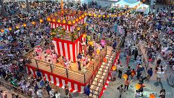 六本木ヒルズ 盆踊り 2015