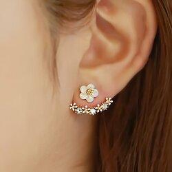 예쁜 디자인 귀걸이