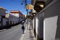 [볼리비아] 수크레 숙소, 빌라 오로페자 게스트하우스(Villa Oropeza Guest House)