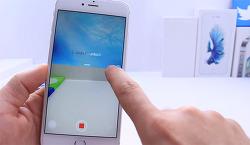 탈옥 안한 iOS 9 아이폰 화면을 끈 상태에서 동영상 녹화하는 방법