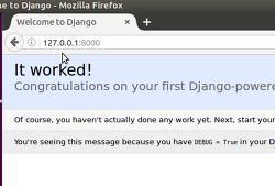 파이썬 장고(Django) - MTV 패턴을 통한 웹서버 개발하기