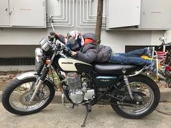 모터사이클 다이어리 : 모터사이클은 정말 위험한가?, 부제 : 모터사이클 안전하게 타는 법