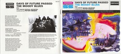The Moody Blues - Days Of Future Passed (1967)