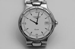 [오래된 것들]론진 콘퀘스트 쿼츠 시계(Longines Conquest Quartz)