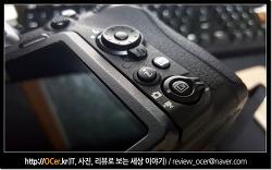 니콘 D500 DSLR 라이브뷰 모드 활용해보기