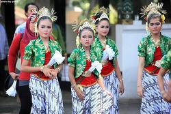 [인도네시아 자카르타 여행] 인도네시아 걸그룹(?)