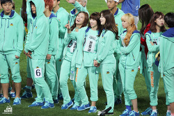 130903 아이돌 육상 대회 (4)