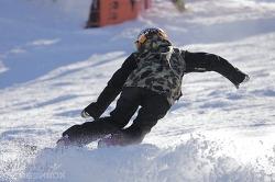 1월 셋째주 휘팍, 영하 18도의 극심한 추위속 주말인파와 인생샷 촬영