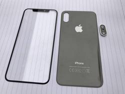 아이폰8 전후면 패널 유출, 암시하는 3가지