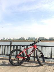 나의 자전거~~~