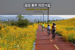 금강 종주 자전거길 (대청댐에서 세종보까지) (2016.05.29)