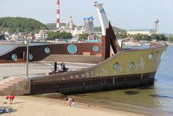 [쌈 마이웨이 촬영지]부산 도심속 기차여행 동해남부선 타고 일광해수욕장 가다.
