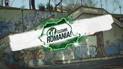 거리의 과격한 낙서들을 스마트폰앱으로 촬영하면, CIF가 모두 깨끗이 지워준다! 유니레버(unilever)의 청소용품 브랜드 CIF의 루마니아 거리 낙서청소, 사회공헌 캠페인 - Cif가 루마니아를 깨끗..
