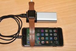벨킨 Valet charger 애플워치 충전 아이폰7 동시에