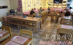 [방콕 맛집, 방콕 카페] 방콕의 프렌치 카페 Cafe Tartine