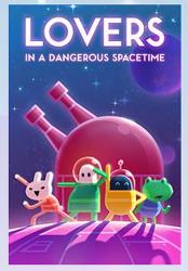 [엑원] 러버즈 인 어 데인저러스 스페이스타임 강월드 게임 리뷰 (Lovers in a Dangerous Spacetime Game)