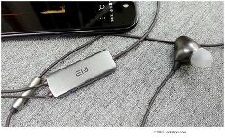 하이파이이어폰 Elephone ELE Whisper HiFi In-ear Noise Isolation Earphones 직구