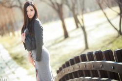 서울숲에서 담아본 그녀 MODEL: 은하영 (5-PICS)