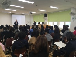 의림여중 1학기 학부모 대상 학교설명회 개최