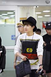 140609 김포공항 입국