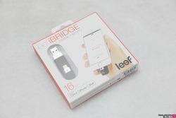 아이폰OTG외장메모리, 리프 아이브릿지 사용기