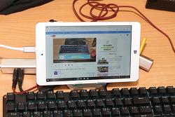 8인치 태블릿 보토코리아 브이패드 태블릿PC 리뷰