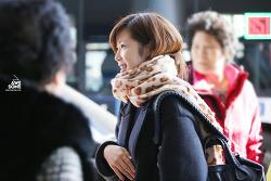 140204 김포공항 입국