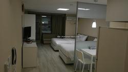 서울 레지던스 호텔 강남 깔끔하고 만족스러웠던 곳