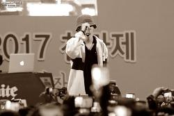 [17.09.22] 영남대학교 축제 우원재 무대 직찍 by 마이콜