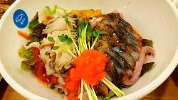 속초맛집 청초수물회 꼭 먹어볼만한 음식