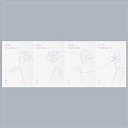 [SET] 방탄소년단 - 미니 5집 LOVE YOURSELF 承 'Her' [L+O+V+E 4종 세트]