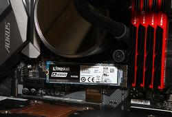 킹스톤 A1000 M.2 SSD 960GB 대용량 SSD 사용하면 좋은 점