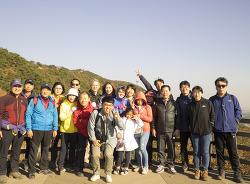 10월 29일 문수산 산행 사진