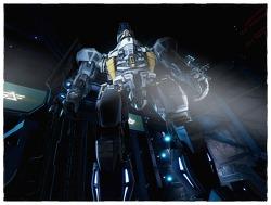 SF 메카닉 VR 게임 '아크엔젤' 간략 소감
