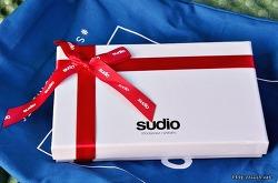 SUDIO TRE 블루투스 이어폰, 가을 나들이 어떠세요?