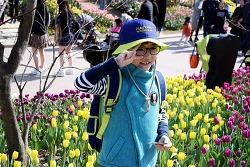 아이에겐 자연체험을, 부모님에겐 휴식을 선물하는 에버랜드 식물사랑단!