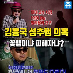 김흥국 성폭행 : 보험설계사 미투 [ 꽃뱀 vs 피해자 ] 목격자부터 카톡, 문자까지 공개