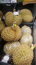 홍콩의 먹거리, 과일의 왕 두리안