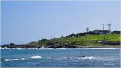 남동해의 아름다운 해변 Beautiful beach