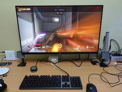 기계식 키보드 로지텍 G413 로지텍 게임 소프트웨어 ARX 컨트롤