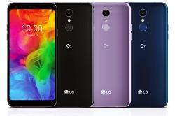 중급형 스마트폰 LG Q7 출시, 스펙과 주요 특징 정리