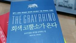 도처에 존재하는 위기에 대응하는 방법 - 회색 코뿔소가 온다