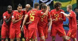 브라질:벨기에=1:2, 벨기에 승