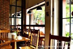 [하노이, 하롱베이] 12 둘째날:: 더위를 피해서 잠시 들린 카페 Chat And Date Cafe