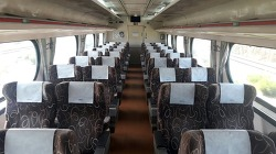 장항선 새마을호. 역사의 뒤안길로 사라지는 20세기 특급열차.