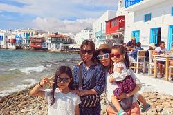 우리 가족의 9박 11일 그리스 여행, 뒷담화와 경비 공개
