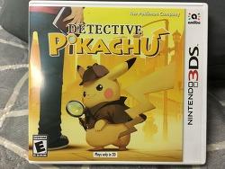 닌텐도 3DS) 명탐정 피카츄: 영화가 될 게임