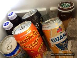 괌 맥주는 역시 망고맥주 !